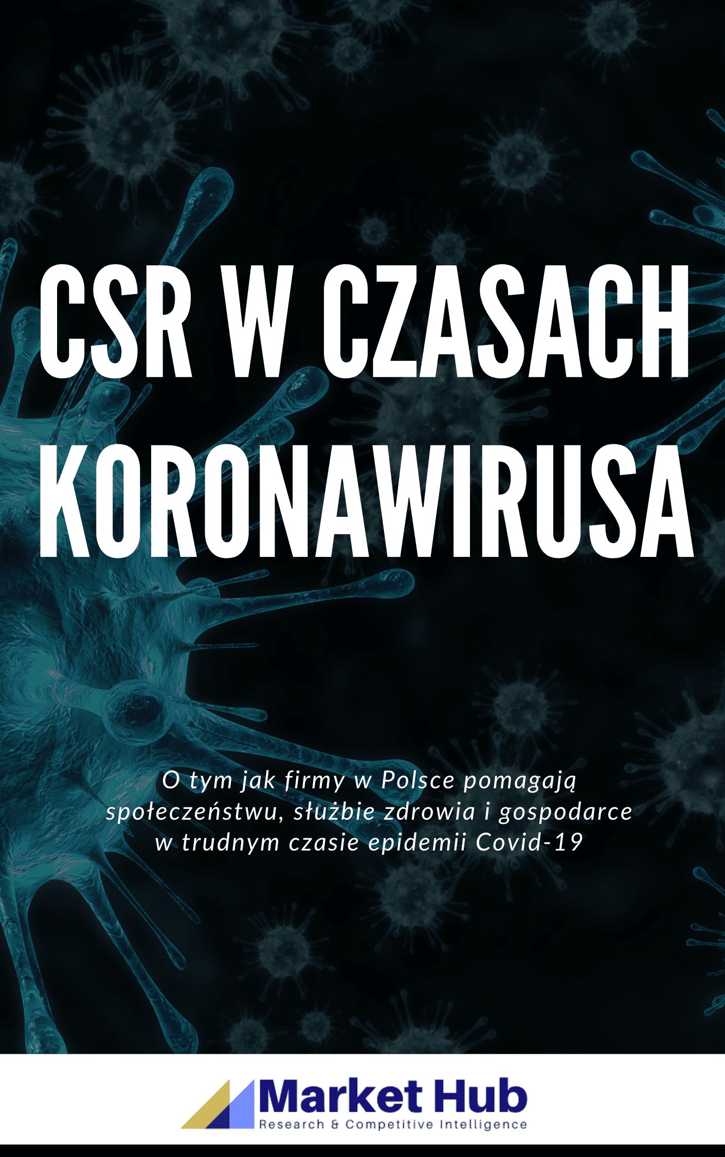 CSR w czasie pandemii koronawirusa